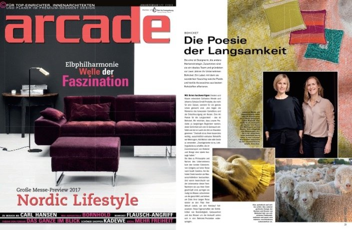 Bohicket in der Arcade 01/2017
