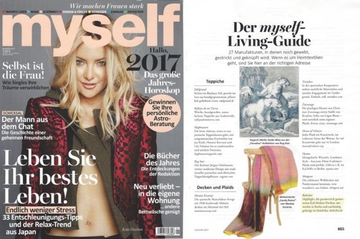 Bohicket in der Myself 01/2017