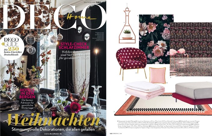 Bohicket in der Deco Home 11/2018