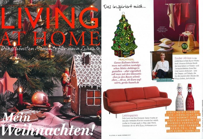 Bohicket in der Living at Home 11/2017